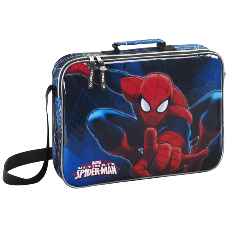 Spider-man Briefcase School.