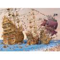 Corsair 1000 pieces puzzle.