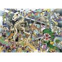 Puzzle de 1.000 piezas Dinos.