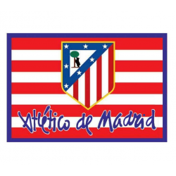 Atletico de Madrid Flag.