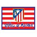 Atletico de Madrid Flag.
