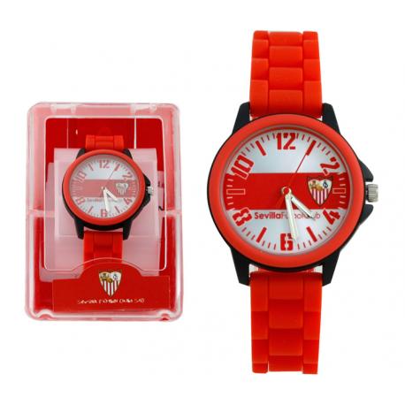Reloj pulsera cadete del Sevilla F.C.