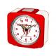 Reloj despertador cuadrado del Sevilla F.C.