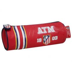 Portatodo cilíndrico del Atlético de Madrid.