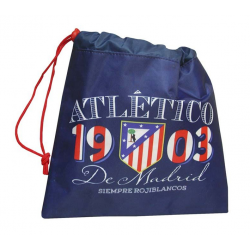 Saquito merienda del Atlético de Madrid.