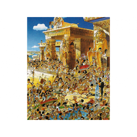 Egypt 1000 pieces puzzle.