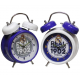 Reloj despertador campana musical del Real Madrid.