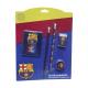 Set blister papelería pequeño del F.C.Barcelona.