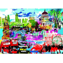 Puzzle de 1.000 piezas I Love London!.