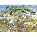 Puzzle de 1500 pièces Safari.