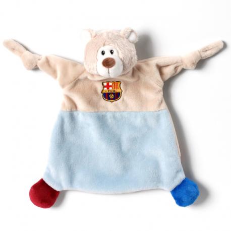 Doudou osito del F.C.Barcelona.