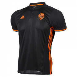 Camiseta oficial 2ª equipación Valencia C.F. 2016-17.