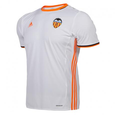 Valencia C.F. Home Shirt 2016-17.