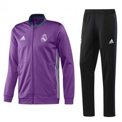 Chandal entrenamieno niño Presentation Suit del Real Madrid 2016-17.