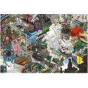 Puzzle de 1500 pièces Paris.