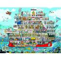 Cruise 1500 pieces puzzle.