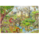 Fairy Tales 1500 pieces puzzle.