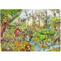 Puzzle de 1500 pièces Fairy Tales.