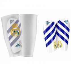 Espinillera con protección del Real Madrid 2016-17.