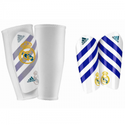 Real Madrid Shin Guards 2016-17.