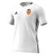 Camiseta de entrenamiento adulto Valencia C.F. 2016-17.