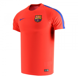 Camiseta entrenamiento adulto F.C.Barcelona 2016-17.