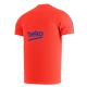 Camiseta entrenamiento niño F.C. Barcelona 2016-17.