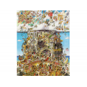 Heaven & Hell 1500 pieces puzzle.