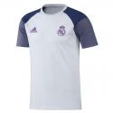 Camiseta de entrenamiento niño Real Madrid 2016-17.