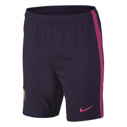 F.C.Barcelona Kids Away Shorts 2016-17.