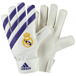 Real Madrid Goalkeeper Gloves 2016-17.