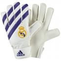 Guantes de portero del Real Madrid.