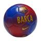 Minibalón de fútbol F.C.Barcelona 2016-2017.