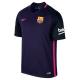 Camiseta oficial niño 2ª equipación F.C.Barcelona 2016-17.