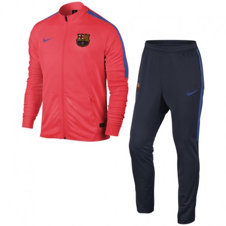 Chandal niño F.C.Barcelona 2016-17.
