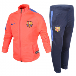 Chandal niños pequeños F.C.Barcelona 2016-17.