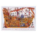 Puzzle de 2.000 piezas Arche Noah.