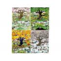 Puzzle de 2.000 piezas 4 Seasons.