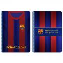 Cuaderno espiral dina A4 del F.C.Barcelona.