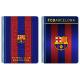 Cuaderno espiral 4º del F.C.Barcelona.