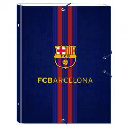 F.C.Barcelona Folder sorter Polypropylene.
