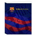 Carpeta folio 4 anillas del F.C.Barcelona.