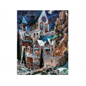 The Castle of Horror 2000 pieces puzzle.