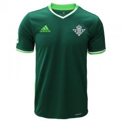Camiseta oficial 2ª equipación Real Betis 2016-17.