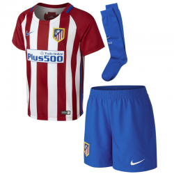 Atlético de Madrid Infants Home Kit 2016-17.