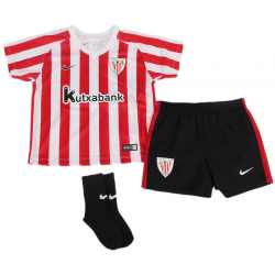 Box bebé Athletic de Bilbao 2016-17.