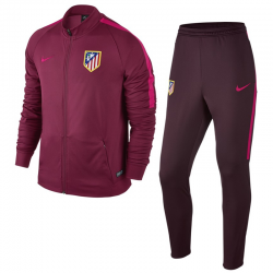 Chandal adulto Atlético de Madrid 2016-17.