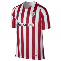 Maillot Athletic de Bilbao Domicile 2016-17 Junior.