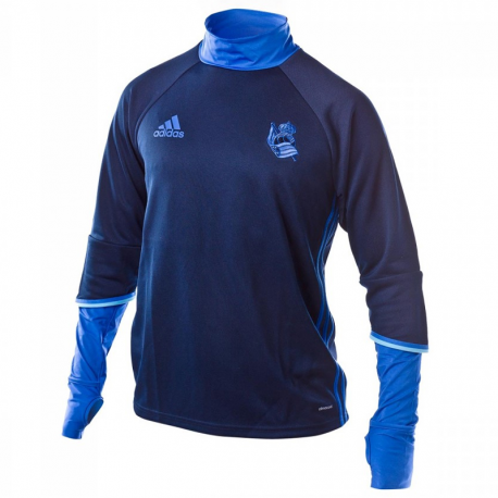 Real Sociedad Adult Training Sweatshirt 2016-17.