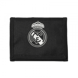 Cartera billetero del Real Madrid 2016-17.